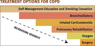chronic obstructive pulmonary disease treatment guidelines